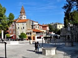 Zadar óvárosa – részlet