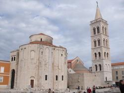 Zadar: a Szent Donát kápolna