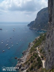 pillantás Capri szigetére