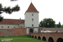 Sárvár reneszánsz várkastélyának bejárata