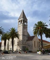 Trogir: a Szent Dominik-templom