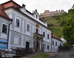 Sümeg – a Püspöki palota