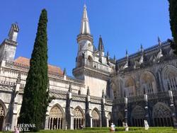 a portugál gótika mesterműve, a Batalhai kolostor – részlet