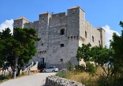 Senj középkori vára