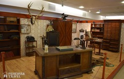 vadászati kiállítás a Mátra Múzeumban