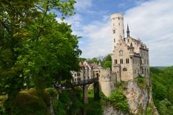 a Liechtenstein-várkastély