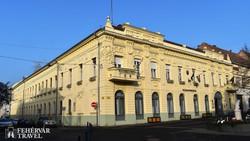 Gyöngyös – a városháza épülete