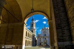 Loreto – pillantás a bazilikára