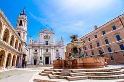 Loreto reneszánsz bazilikája