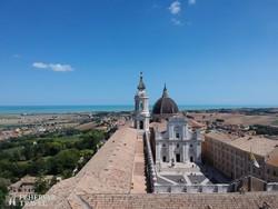 Loreto – Itália második legjelentősebb zarándokhelye