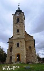 a feldebrői Szent Márton-templom