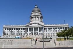 Utah állam parlamentje Salt Lake City-ben