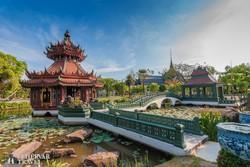 Thaiföld skanzenje, a világ egyik legnagyobb szabadtéri múzeuma – részlet