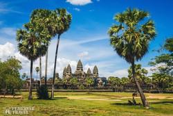 Angkor Wat csodálatos szentélye