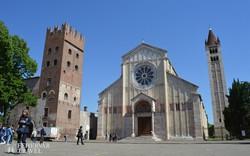 a San Zeno-bazilika Veronában