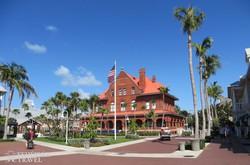 barangolás a floridai Key West városkában