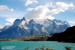 a lenyűgöző Torres del Paine Nemzeti Park – részlet