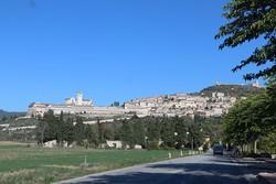 Assisi, Szent Ferenc városa