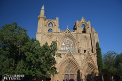 Famagusta: a Lala Mustafa Pasa-mecset