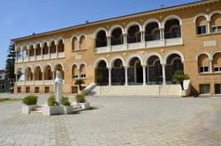 Nicosia: az Érseki Palota