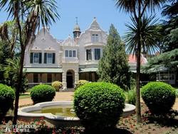 a Melrose-ház Pretoriában