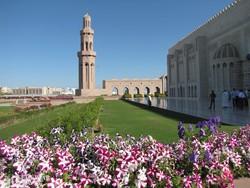 az Ezeregyéjszaka mecset Muscatban