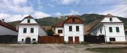 jellegzetes torockói házak