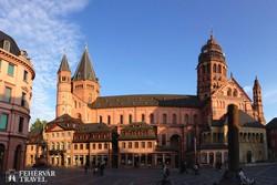a román kori császárdóm Mainzban