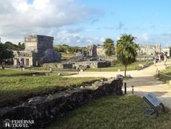 Tulum maya romvárosa