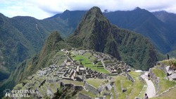 Peru ikonikus jelképe: a Machu Picchu