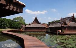 ízelítő Thaiföld skanzenjéből