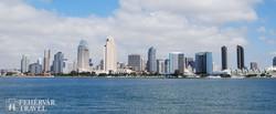 San Diego felhőkarcolói
