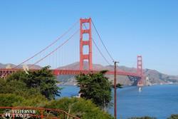 a Golden Gate híd San Franciscóban