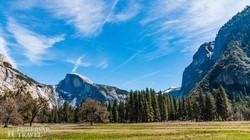 a Yosemite-völgy – részlet