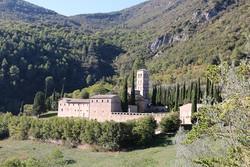 Valnerina – a San Pietro in Vella apátság