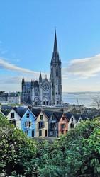 Cobh látványos katedrálisa