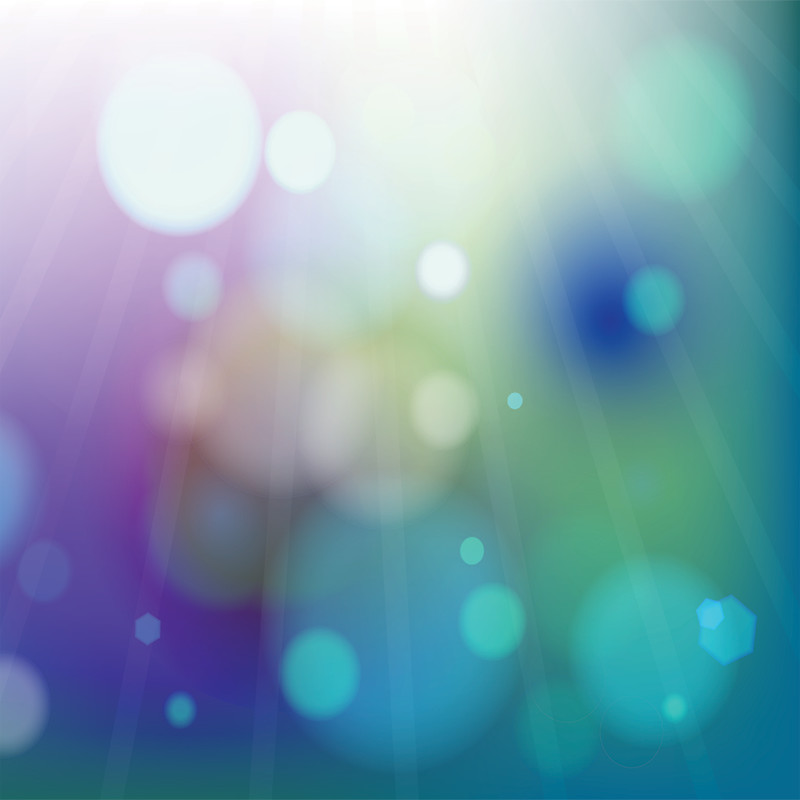 Blue Unfocused Background