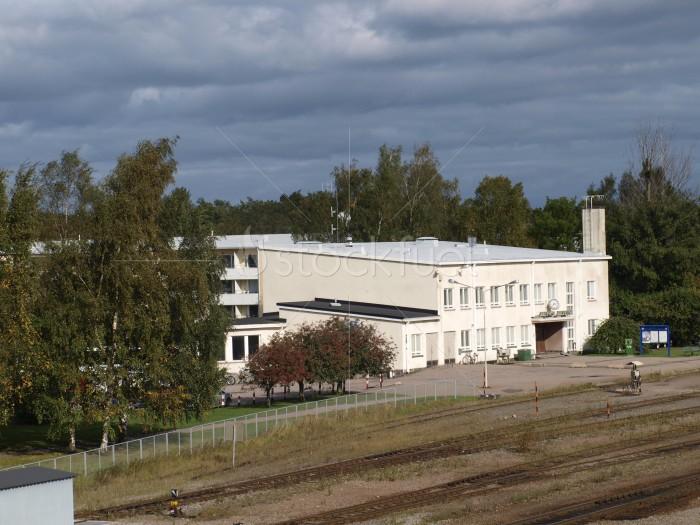 Hanko station
