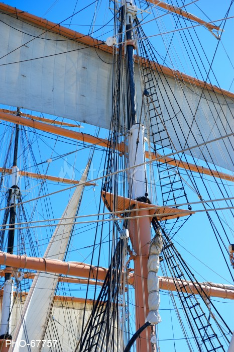 Ships Sails and Rigging