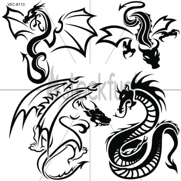 Tattoo Dragons