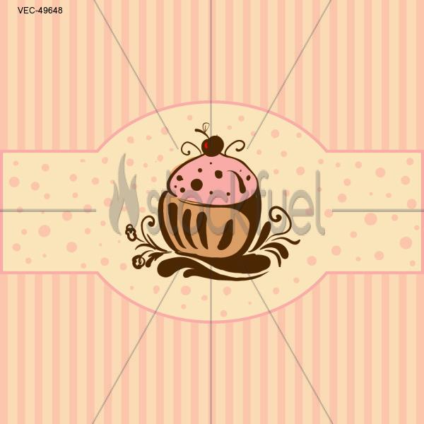 Detailed Cupcake