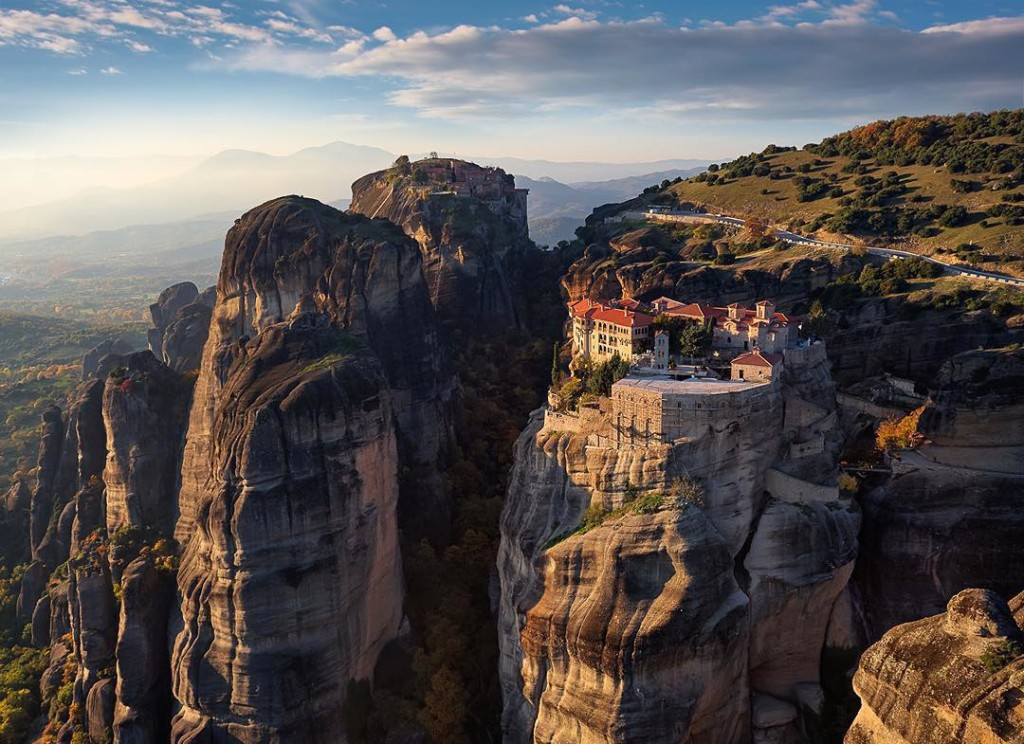 14 Amazing Aerial Castle Images Taken With Drones Full Drone