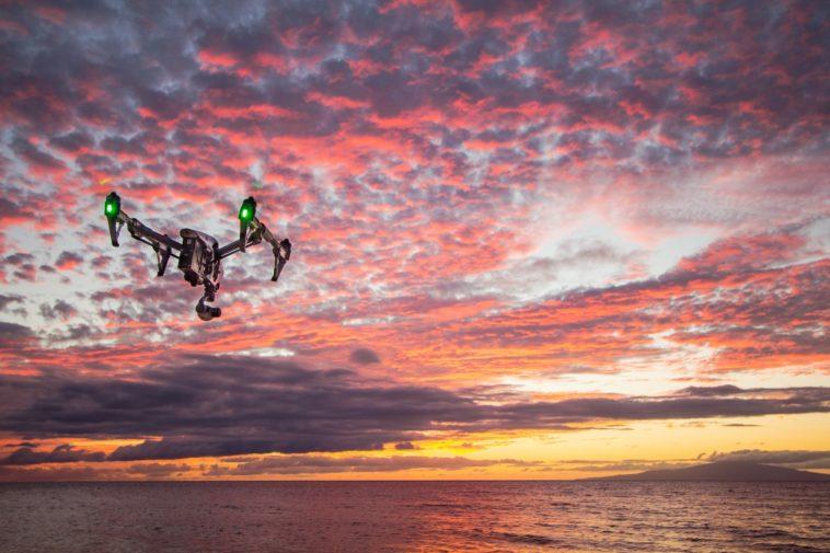 Drone future cinema