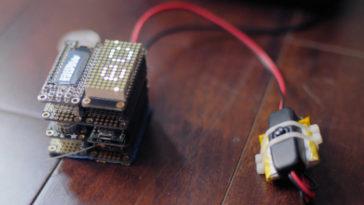 icarus drone hacking