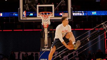 Intel slam dunk nba