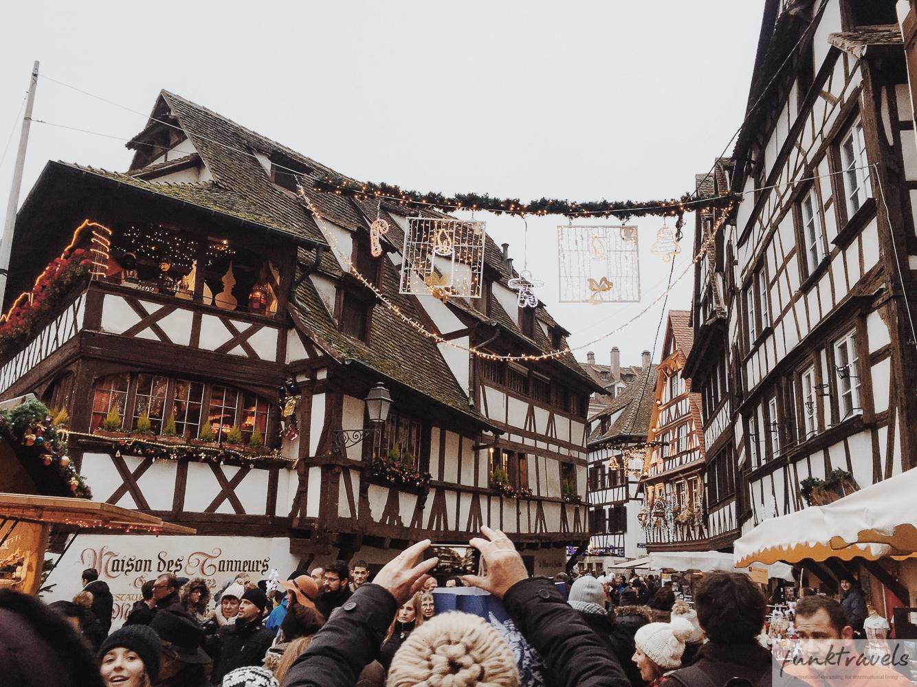 2016CatieFunkTravelsChristmasMarketsEurope Strasbourg France