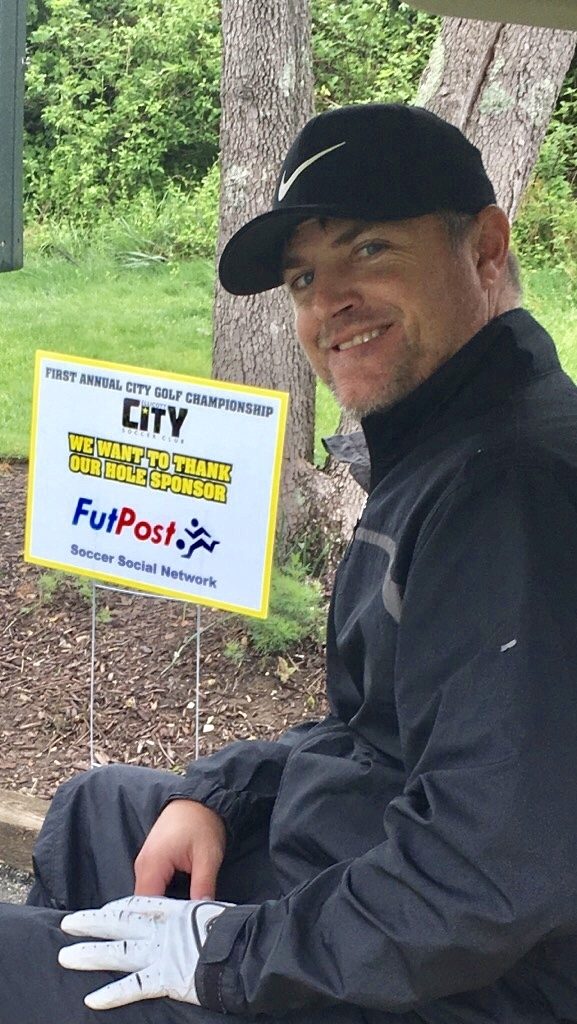 Futpost-Golf Sponsorship