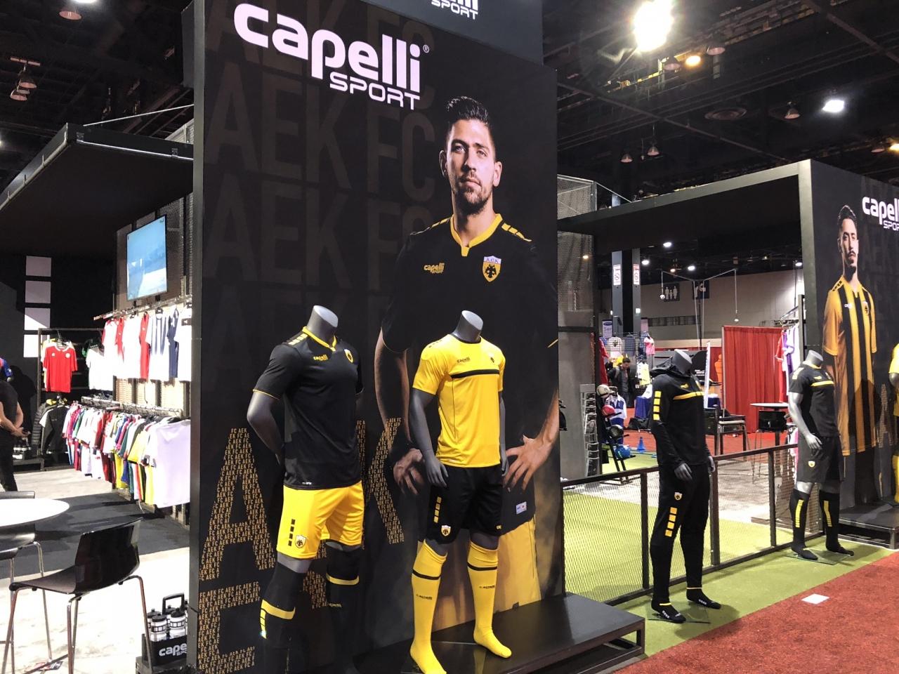 Futpost-Capelli Sport