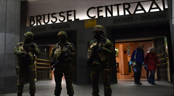 Brussels attackes