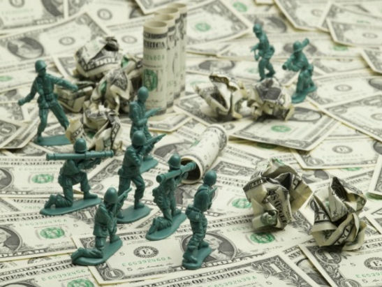 Toy soldiers may be of more help to the USD